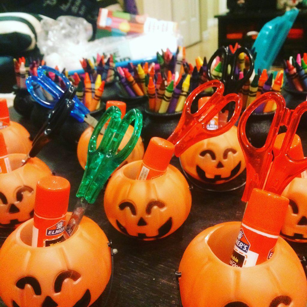 Kids Creepy Crafts