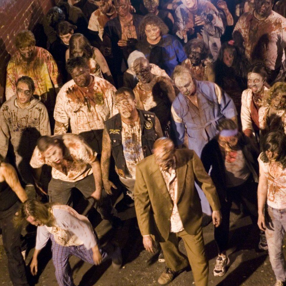 999Dead's Zombie Apocalypse Shooting Range