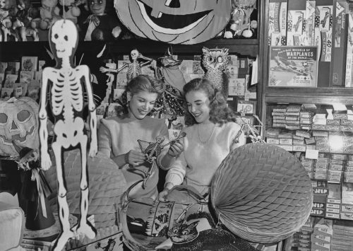 Halloween Decorations: A History