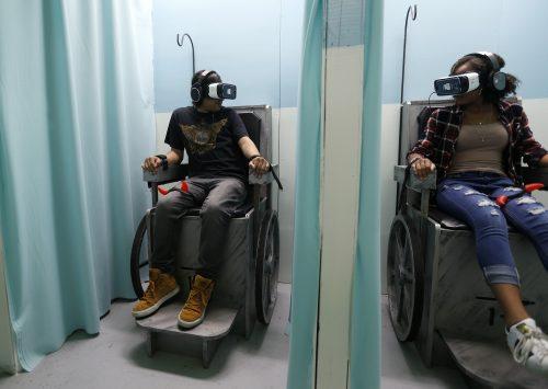 Creating Virtual Reality Horror Experiences 101