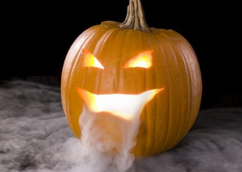 Dry Ice Ideas for Halloween Science Fun