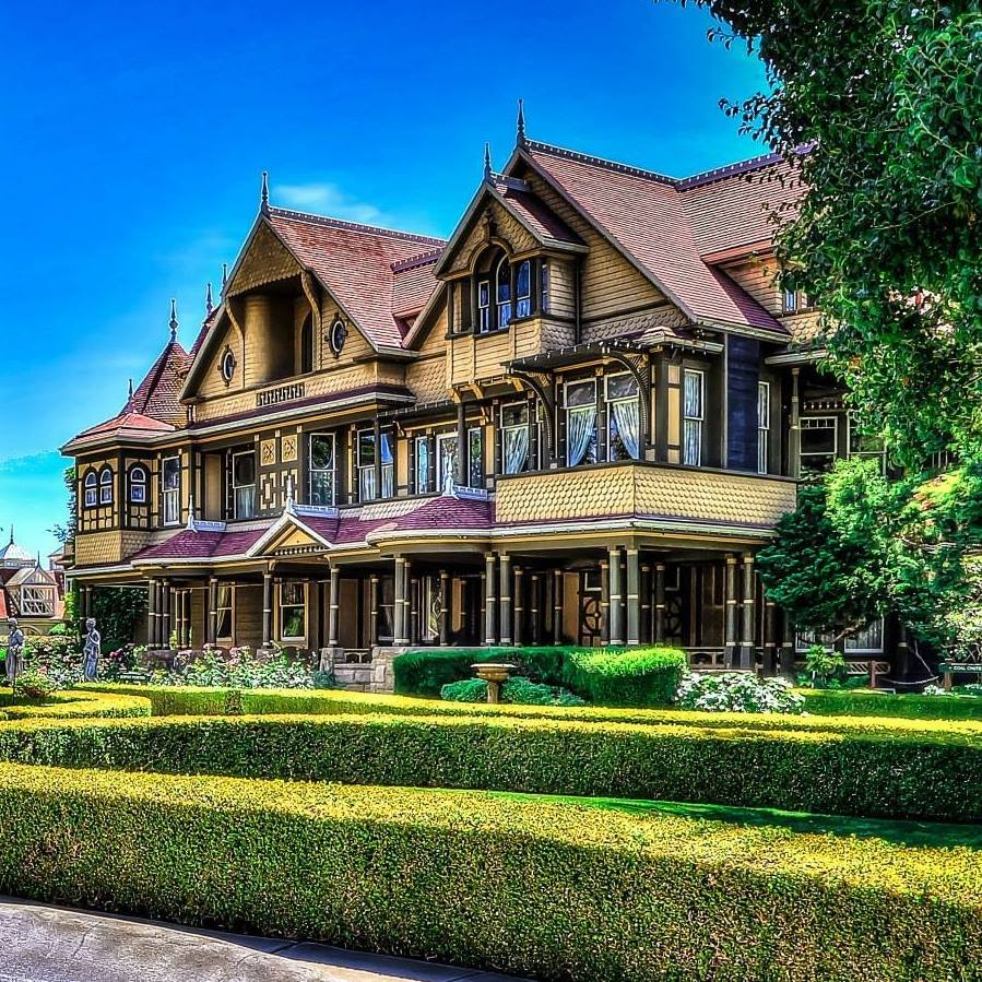 Winchester mystery house midsummer scream kristyandbryce Image collections