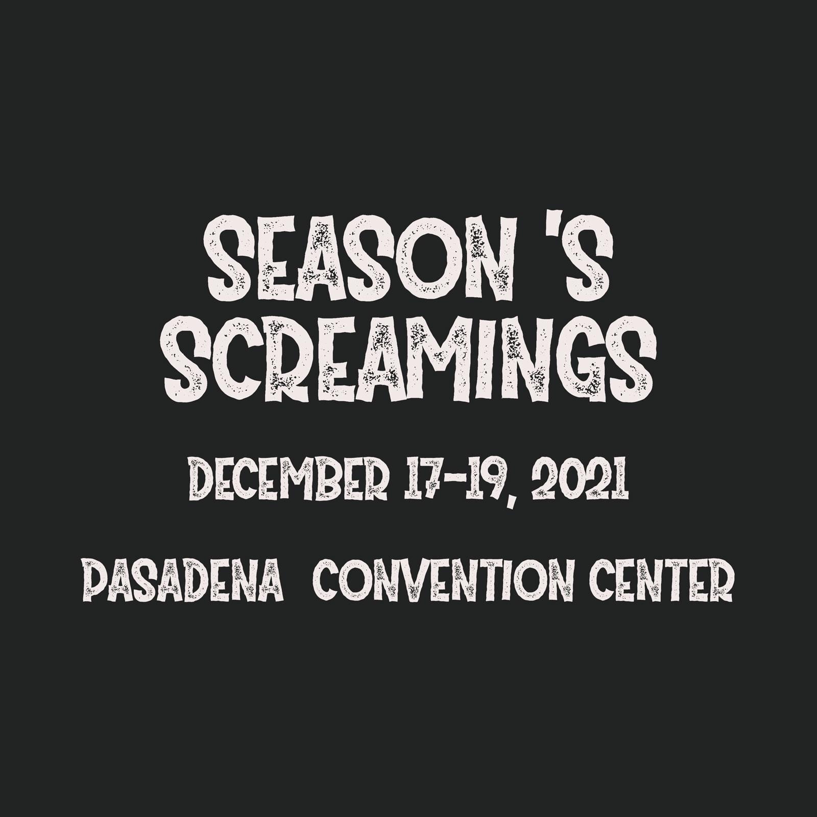 Season's Screamings 2021